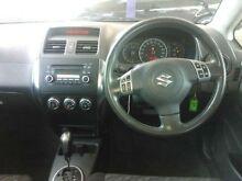2007 Suzuki SX4 4x4 Blue Automatic Hatchback Maidstone Maribyrnong Area Preview