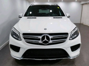 2016 Mercedes GLE 350d 4MATIC with 3 year extended warranty
