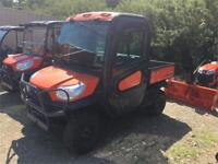 Kubota RTV-X1100C Utility Vehicle Brandon Brandon Area Preview