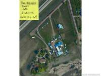 COUNTRY RESIDENTIAL LOT CLOSE TO MED HAT - 2.62 ACRES