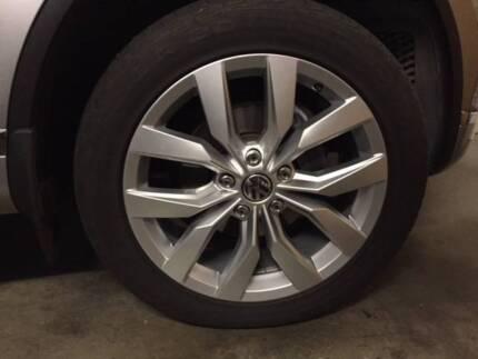 Wanted: VW Touareg Wheels
