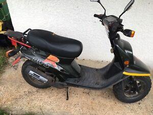 Yamaha BWS (Zuma) 50cc $850