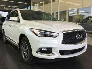 2019 Infiniti QX60 EXECUTIVE DEMO, Essentials Package
