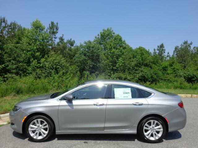 NEW 2015 CHRYSLER 200 LIMITED SERIES 2.4L