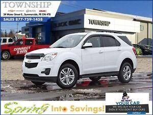 2014 Chevrolet Equinox LT - $11/Day - AWD - Heated Front Seats