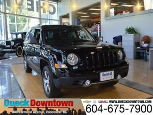 2016 Jeep Patriot BLACK