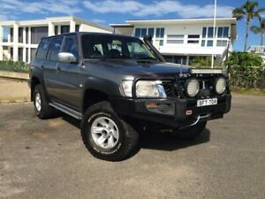 2007 Nissan Patrol GU VI DX (4x4) Walkabout Silver 4 Speed Automatic Wagon Sylvania Sutherland Area Preview
