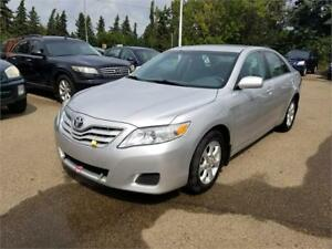 2011 Toyota Camry LE, One Owner, No Accidents