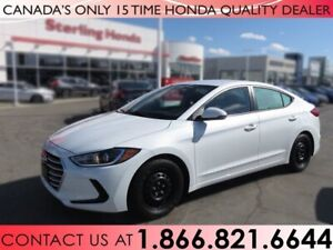 2017 Hyundai Elantra SE | WINTER WHEELS | 1 OWNER | NO ACCIDENTS