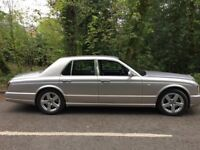 Bentley Arnage T 2003 in Storm Silver Mulliner Automatic