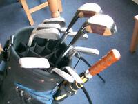 Golf Clubs - Wilson ULTRA MBT regular RH set