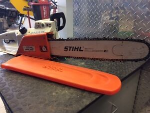 Electric Chainsaw. Excellent Condition. Stihl MSE 220 Q-16