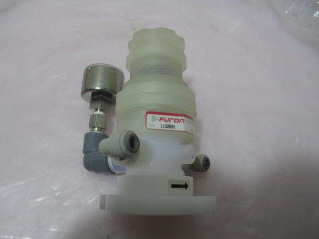Furon 1102691 Regulator w/ Gauge, UPRM-144-060-M, Teflon, 422556