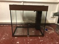 Juwel Lido 120 Fish Tank Aquarium Aquaheat & bioflo filter system VGC