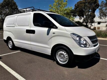 2012 Hyundai iLOAD TQ MY13 5 Speed Automatic Van Fawkner Moreland Area Preview