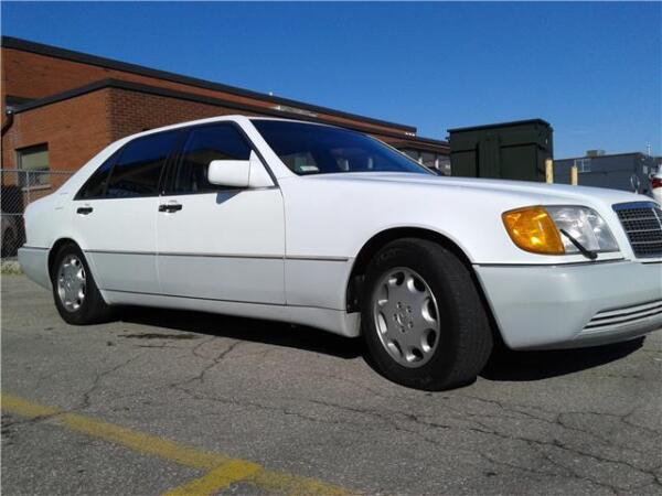 Mercedes benz 500 series for sale canada for Mercedes benz 700 series price