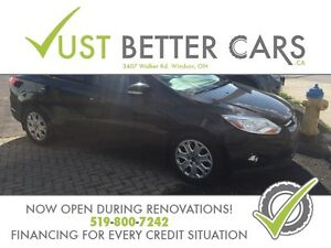 2012 Ford Focus SE - You can't afford not to buy this one!