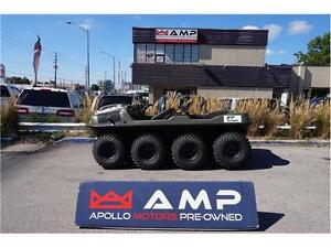 2017 ARGO AVENGER HDI 8x8 Admiral PKG EFI 3500lb WINCH NO charge