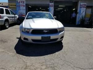 2012 Ford Mustang Convertible*55000Km*Auto*Super Clean*$73/Sem.