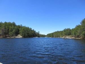 Waterfront Vacant Parcels  French River Little Horseshoe Bay
