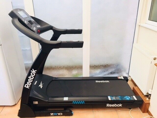 Reebok zr9 treadmill assembly video youtube.