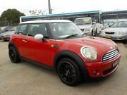 2007 Mini Hatch R56 Cooper Chilli Red 6 Speed Sports Automatic Hatchback North St Marys Penrith Area Preview