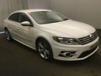 Volkswagen CC 2.0TDI 177 BMT DSG R-Line BUY FOR ONLY £234 A MONTH *FINANCE*