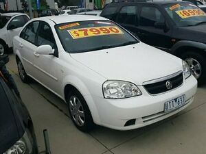 2007 Holden Viva White Automatic Sedan Dandenong Greater Dandenong Preview