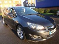 62 VAUXHALL ASTRA CDTI SRI 5 DOOR DIESEL TAX EXEMPT