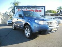 2010 Subaru Forester S3 MY10 X AWD Blue 4 Speed Sports Automatic Wagon Caboolture South Caboolture Area Preview