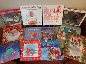 Polar Express, Elf on the Shelf, Night Before Christmas & More!!