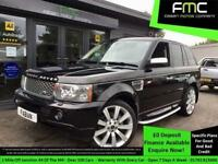 2009 Land Rover Range Rover Sport 3.6TD V8 Auto HSE **Full Service History**