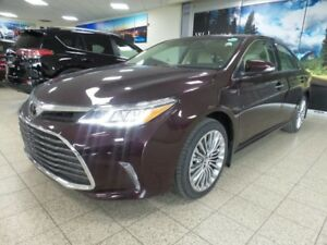 2018 Toyota Avalon Limited