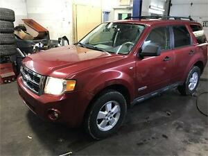 2008 Ford Escape XLT AWD AUTO A/C GAR 1 AN FINANCEMENT DISPO