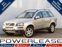 2008 58 VOLVO XC90 2.4 D5 SE 5D AUTO 183 BHP DIESEL