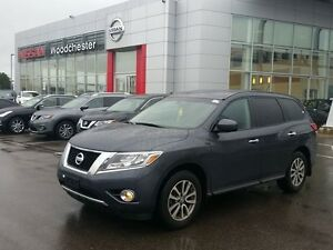 2013 Nissan Pathfinder S V6 4x2 at