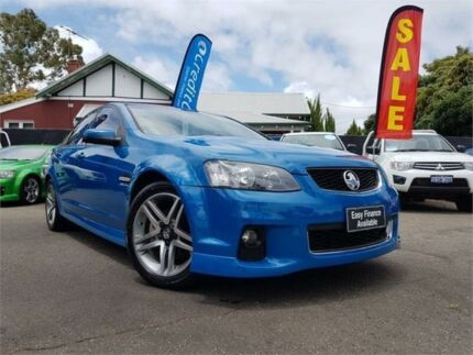 2012 Holden Commodore VE II MY12 SV6 Blue 6 Speed Automatic Sedan Mount Hawthorn Vincent Area Preview