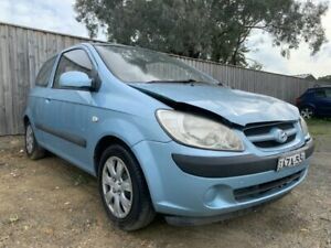 2006 Hyundai Getz TB Upgrade 1.6 Blue 4 Speed Automatic Hatchback Edgeworth Lake Macquarie Area Preview