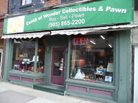 CENT$ OF WONDERS ANTIQUES & COLLECTIBLES STORE CLOSING AUCTION