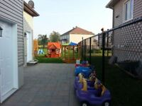 Subsidized daycare in Aylmer