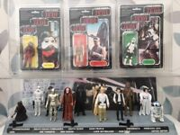 Vintage Star Wars Toys Wanted. Figures, collections, anything pre '83. Cash waiting, will travel