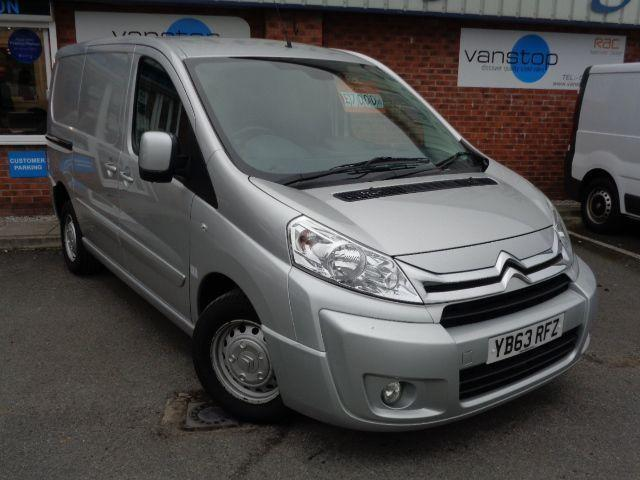 2014 63 CITROEN DISPATCH 1.6 1000 L1H1 ENTERPRISE HDI 1D 89 BHP DIESEL