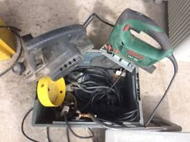 Various Electric Tools