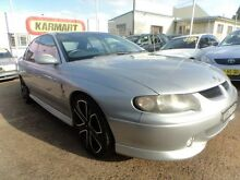 2001 Holden Commodore VX SS Silver 4 Speed Automatic Sedan North St Marys Penrith Area Preview