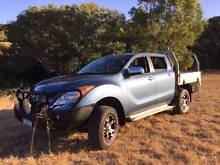 2012 Mazda BT50 Ute Perth Northern Midlands Preview