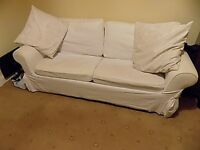 Ikea sofa Bed - Ektorp Sofa Bed two seater