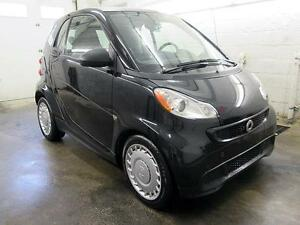2013 Smart fortwo NOIR AUTOMATIQUE A/C 76,000KM