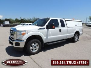 2011 Ford F250 XLT SD EXT 4X4