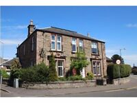 Two bed Upper Conversion for rent, Claremont, Alloa