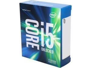 Intel i5 6600k CPU + GIGABYTE Z170XP MOTHERBOARD